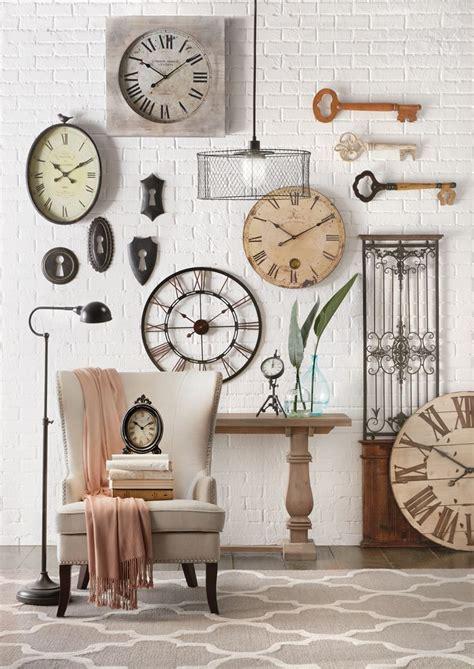 Wall Art With Clock - Elitflat