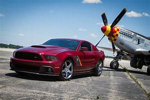 2013 Ford Mustang Stage 3 Premier Edition By Roush Review - Top Speed