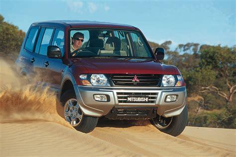 mitsubishi pajero review   carsguide