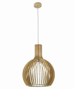 Malmo light mm pendant in natural wood beacon