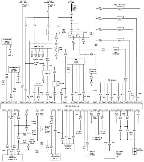 2004 Subaru Radio Wire Diagram by Subaru Wiring Diagram Wiring Diagram