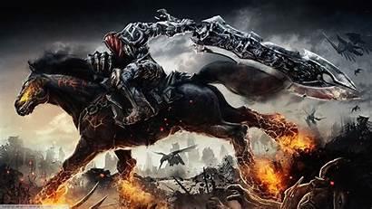Darksiders Games Dark War Wallpapers Warcraft Siders