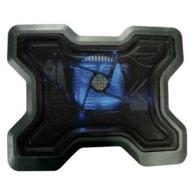 xbrand laptop cooling stand with usb fan xb 1009 us jakartanotebook