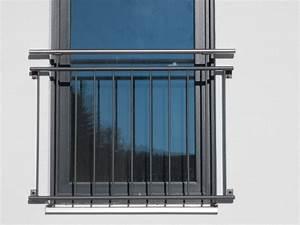 franzosischer balkon quotlyonquot pulverbeschichtet kaufen With französischer balkon mit gartenzaun metall günstig kaufen