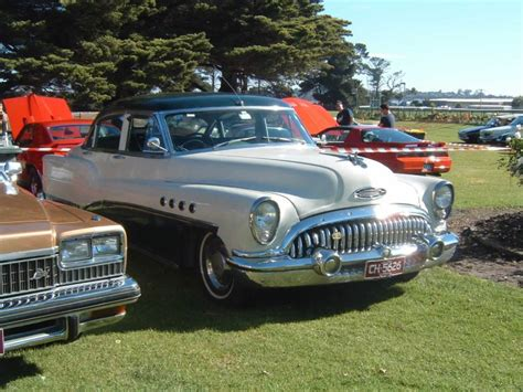 Buick Car Club by Buick Car Club Of Australia Members Cars 1950 1959