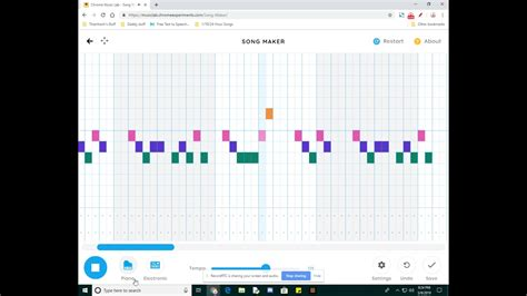 To help explore musical concepts and how they relate to other topics, google has created the chrome music lab. Making a Song (Chrome Music Lab) - YouTube