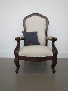 Fauteuil Enfant Personnalisable : fauteuil voltaire personnalisable pour enfant artisans du patrimoine ~ Melissatoandfro.com Idées de Décoration