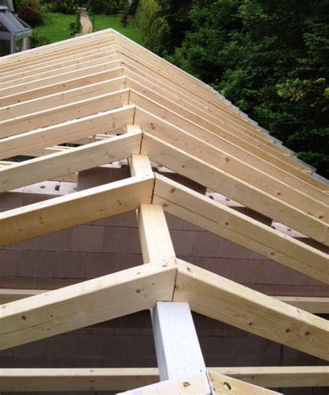dachstuhl selber bauen gartenhaus dachstuhl bauen my
