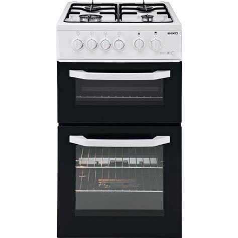 Buy Beko BDG581 Single Gas Cooker   White/Ins/Del/Rec at