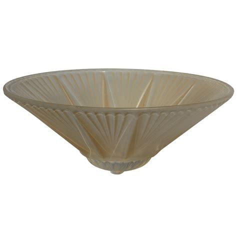 10 quot deco glass ceiling light shades ebay