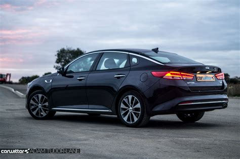 2016 Kia Optima First Look