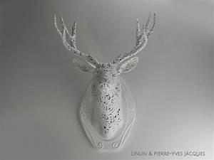 3d, Animal, Lace, Wall, Sculptures, U2013, Vuing, Com