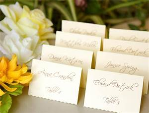 table place cards ideas car interior design With ideas for place cards wedding