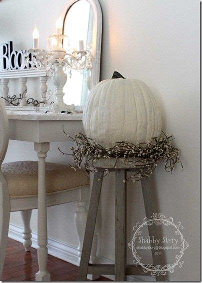 shabby chic fall style fall decorating fall decor diy pumpkins the white