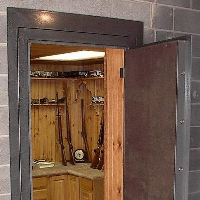 walk  gun safe  good idea    house
