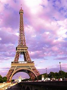 beautiful, eiffel, france, paris, photography - image ...