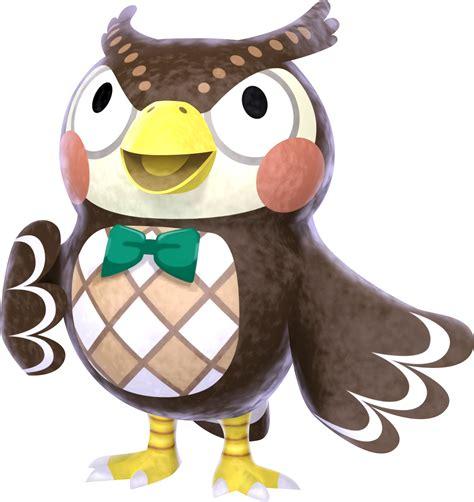 Blathers   Animal Crossing Wiki