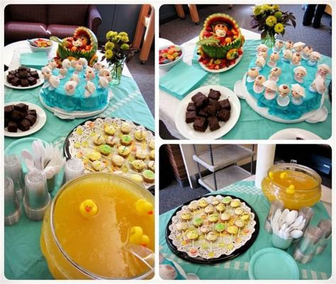 List Of The Best Baby Shower Foods Ideas  Baby Shower Ideas