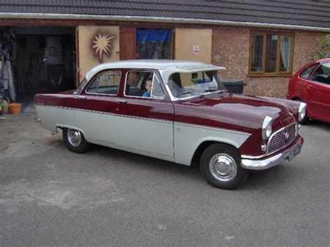 leather work shoes 1961 ford consul 375 mk2 deluxe sold car and