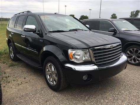Chrysler Aspen Hybrid by 2009 Chrysler Aspen Hybrid Limited For Sale 14 Used Cars