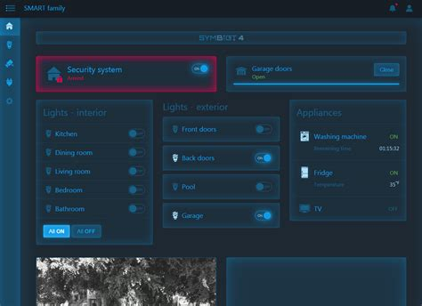 iot dashboard admin template based  bootstrap   behance