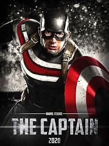 The Captain - Faux Marvel Studios, Captain America Movie ...