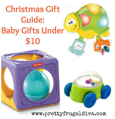 holiday gift guide baby to 24 months under 10 00