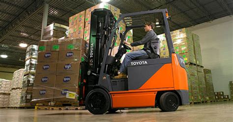 history  toyota forklifts toyota forklifts