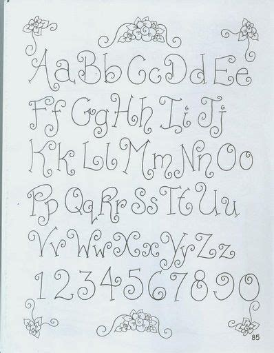 m 225 s de 25 ideas incre 237 bles sobre tipos de letras