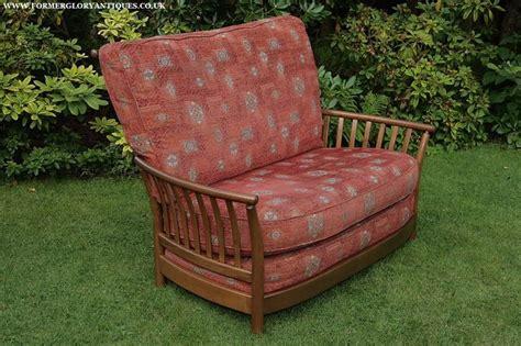 ercol settee second ercol renaissance ash golden armchair settee sofa for