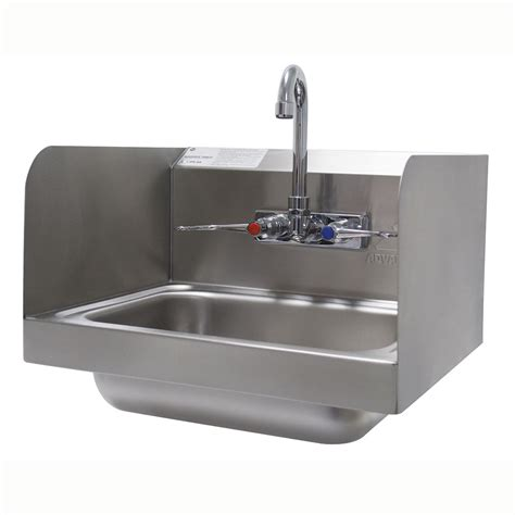 advance tabco wall mounted sink advance tabco 7 ps 66w wall mount commercial sink w