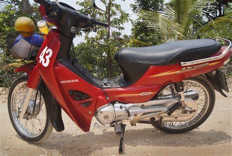 Ein paar Infos zur Honda DreamWaveInnovaClick aus Asien