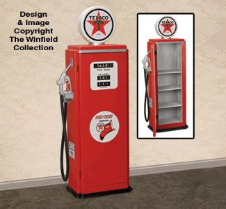cabinets gas pump woodworking plans