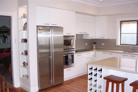 Small Kitchens Ideas - kitchen design ideas get inspired by photos of kitchens from australian designers trade