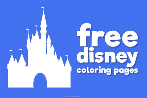 collection   disney coloring pages