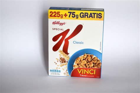 cereali da colazione prova dassaggio dissapore