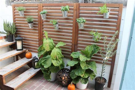 mur vegetal exterieur  faire soi meme en  idees  essayer