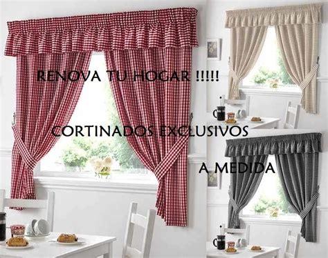 exclusivas cortinas de cocina preciosas  en