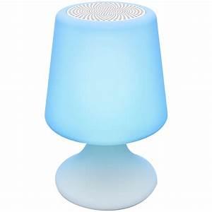 Lampe Extérieure Sans Fil : lampe enceinte sans fil colorlight accessoire bouygues ~ Dailycaller-alerts.com Idées de Décoration