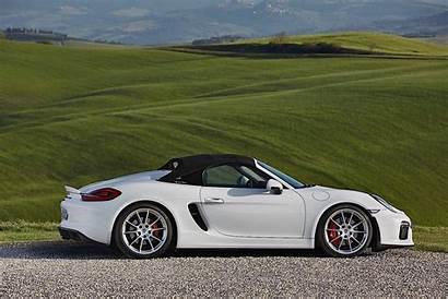 Porsche Boxster Spyder Autoevolution Specs
