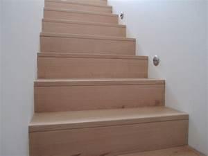 Escalier Bois Intérieur : escalier bois int rieur les ateliers du marais ~ Premium-room.com Idées de Décoration