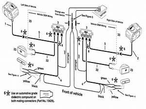 Meyers Plow Lights Wiring