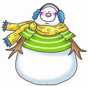 Clip Art Cute Snowman Clipart - Clipart Suggest