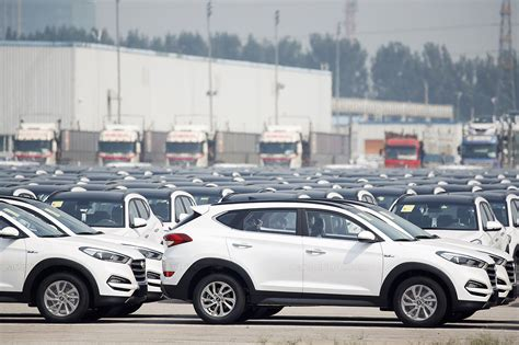 Where Is Hyundai Made by Hyundai To Export China Made Cars To Southeast Asia