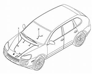 Porsche Cayenne Wiring Harness Manual Transmission