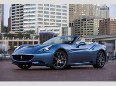 Ferrari California Review photos CarAdvice