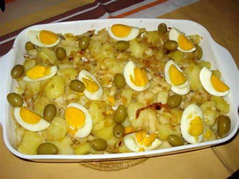 cuisine portugaise recettes recette de bacalhau à gomes sà morue à la portugaise