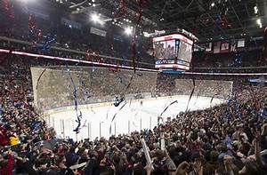 Nationwide Arena Seating Chart Blue Jackets Open Season Amid Lower Expectations Wosu Radio