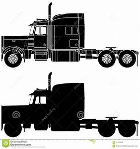 Images For > Peterbilt Clipart
