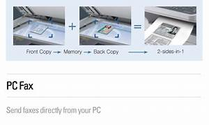 samsung scx4725fn color laser mfp argecy With fax document from computer